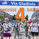 Logo De Nijmeegse Vierdaagse voor Cycling out of Poverty