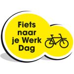 Logo Fiets naar je Werk Dag