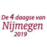 Logo Vierdaagse Nijmegen 2019