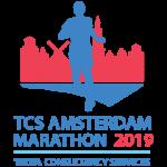 Logo TCS Marathon Amsterdam 2019