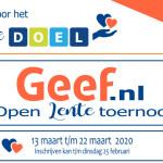 Logo Set '77 - Geef.nl Open Lentetoernooi voor een goed doel