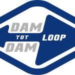 Logo Dam tot Damloop 2021 voor Right to Play