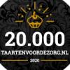 TWINTIGDUIZENDTAARTENVOORDEZORG in Nederland